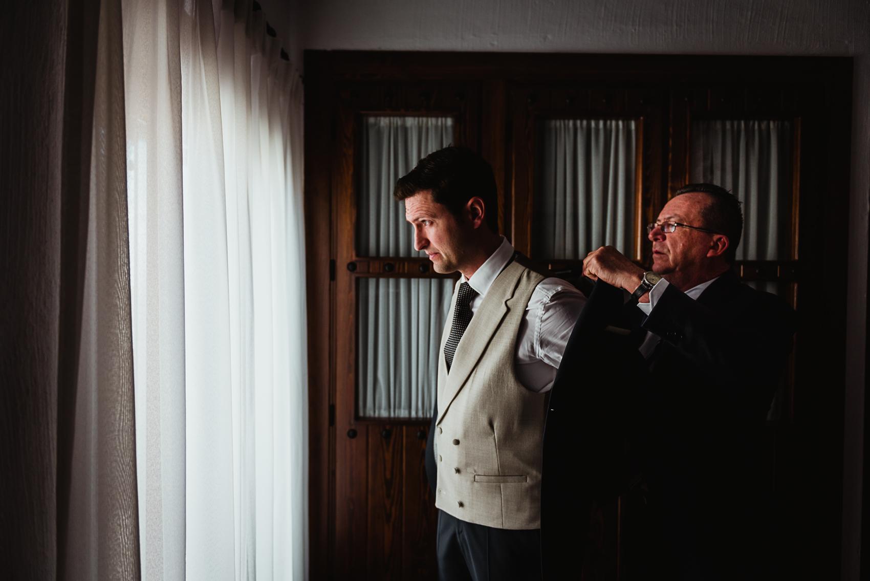 Reportaje de boda en el Marquesado.
