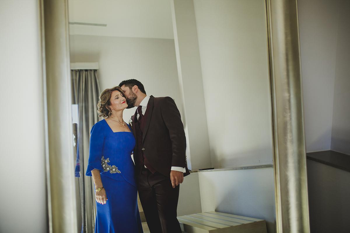 Maravilloso Reportaje boda entre viñedos en la provincia de Granada, Señorio de Nevada.