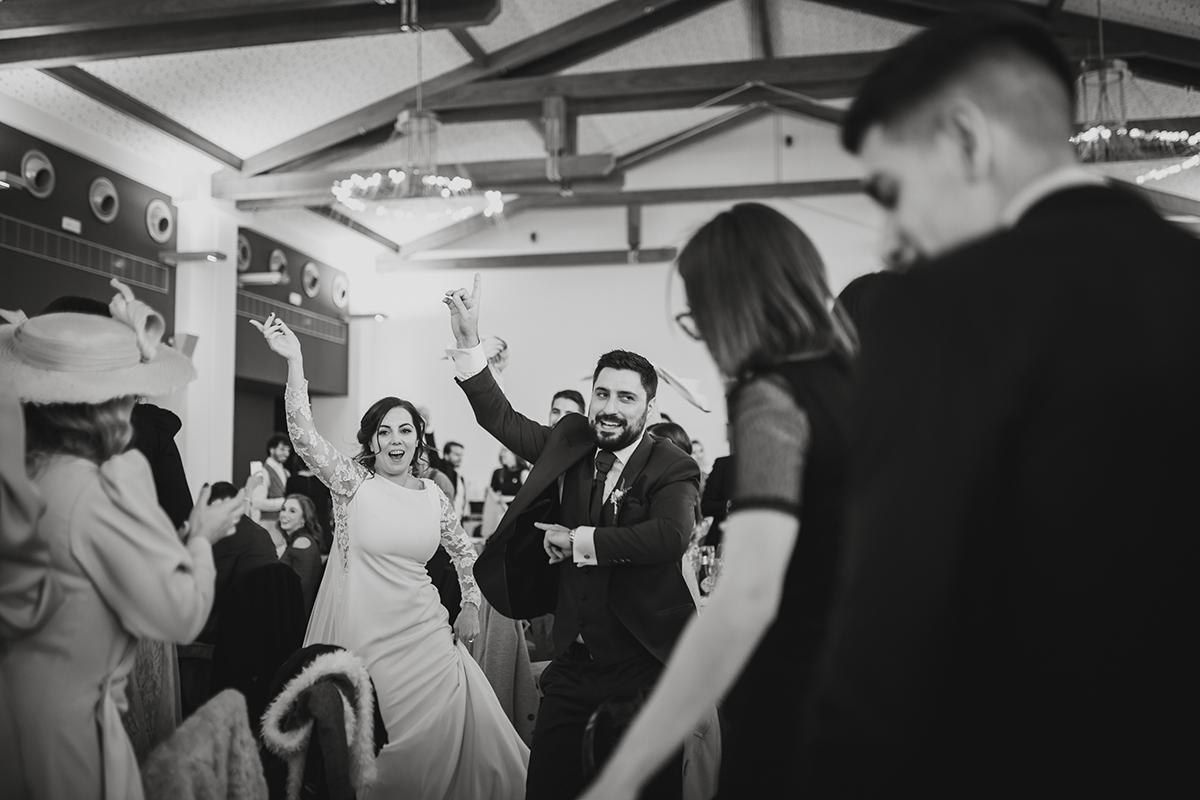 Maravillosa boda entre viñedos en la provincia de Granada